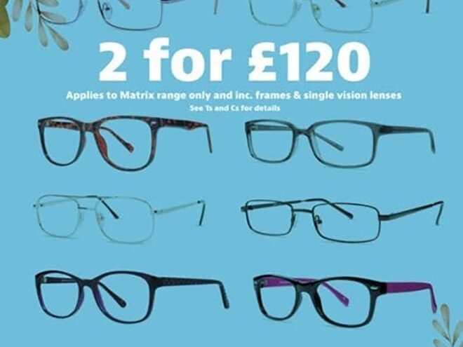 My Optician 2 for £120
