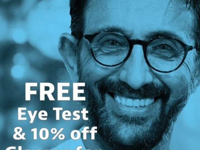 My Optician Free Eye Test