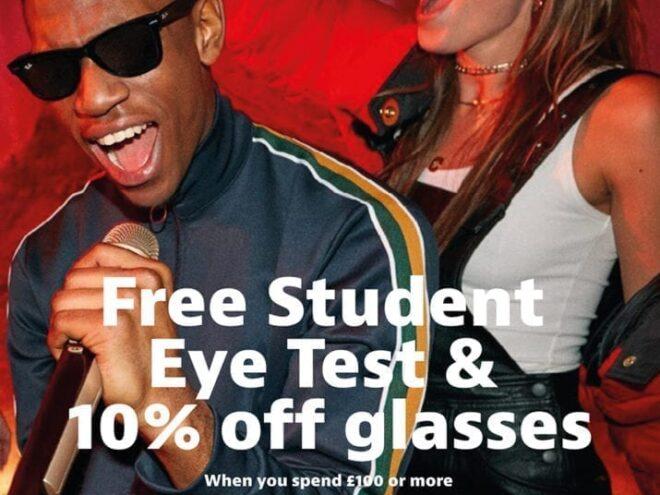 MY Optician 10% off