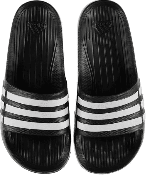 adidas mens sliders from sports direct