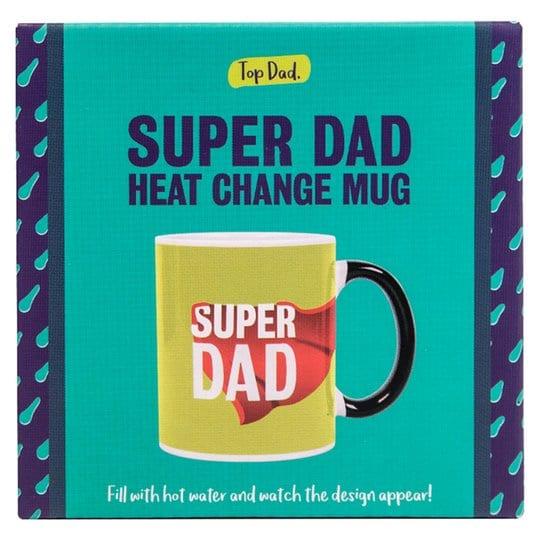 Tesco – Super Dad Heat Change Mug - £5