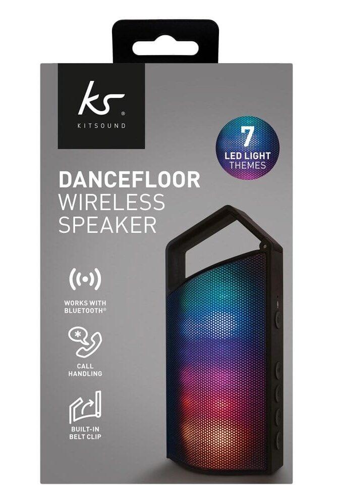 Wilko - KitSound Dancefloor Bluetooth Speaker - £20