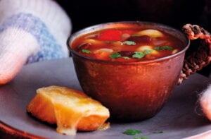 tesco recipe chilli soup