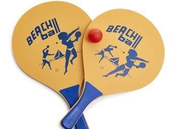 beach ball set small